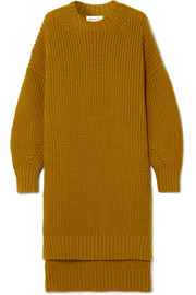Oversized wool sweater