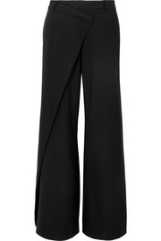Monse Wool-blend wide-leg pants