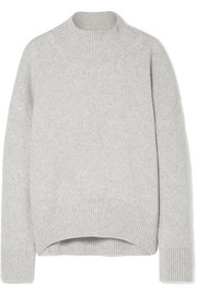 Kathleen oversized wool and cashmere-blend sweater