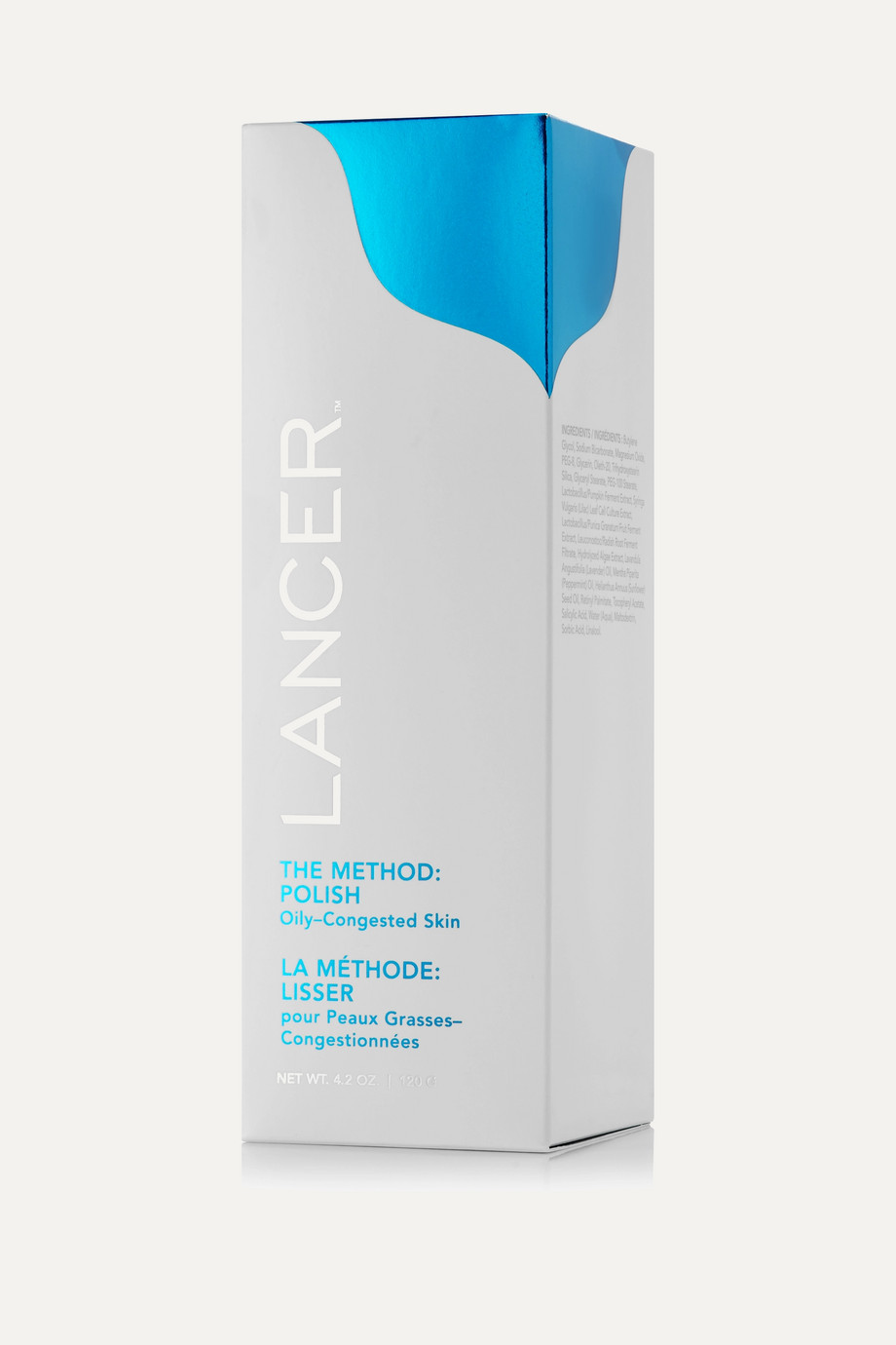 Lancer The Method: Polish Oily - Congested Skin, 120ml