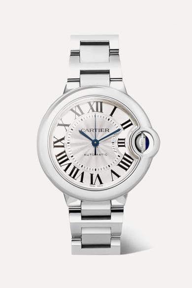 Cartier Ballon Bleu de Cartier 33mm stainless steel watch
