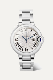 Ballon Bleu de Cartier 33mm stainless steel watch