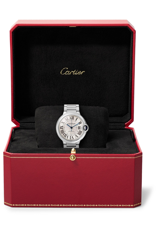 Cartier Ballon Bleu de Cartier 36.6mm stainless steel watch