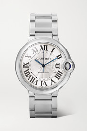 Cartier Ballon Bleu de Cartier 36.6mm stainless steel watch