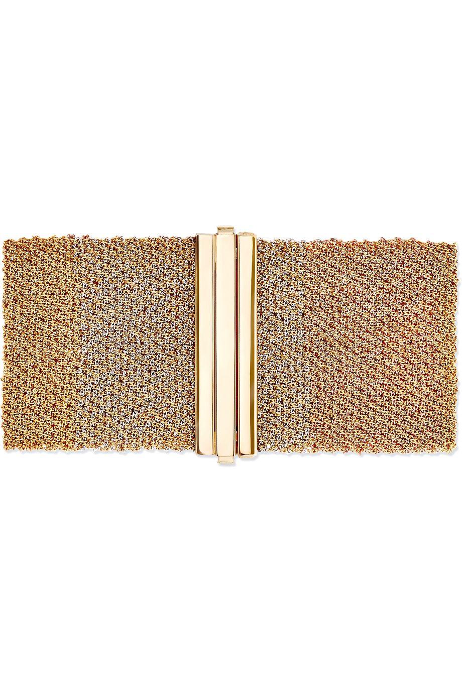 Carolina Bucci Armband aus 18 Karat Gold
