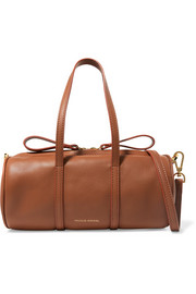Mansur Gavriel Duffle mini leather shoulder bag