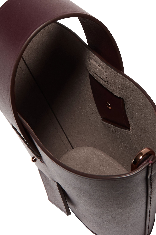 Carolina Santo Domingo Amphora 皮革迷你手提包