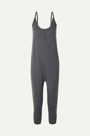 The Onesie merino wool and cashmere-blend jumpsuit