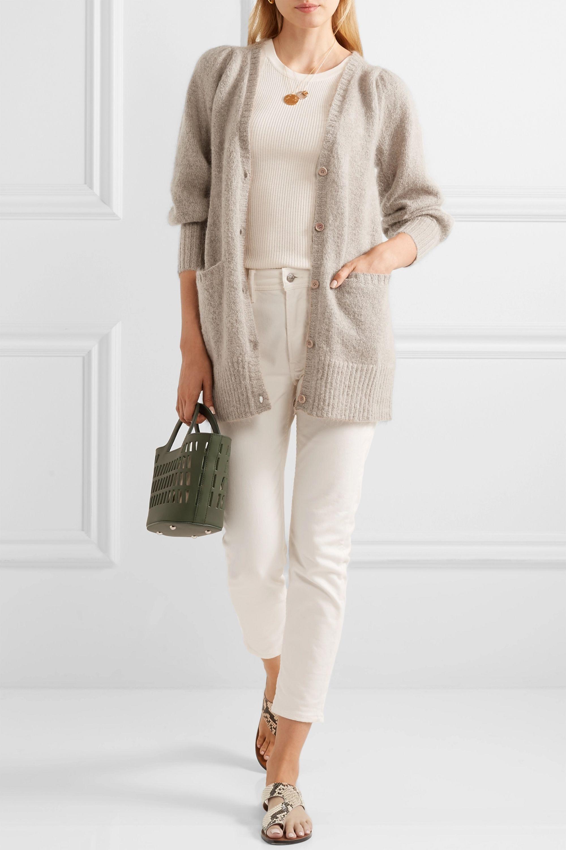 APIECE APART Mirthe knitted cardigan