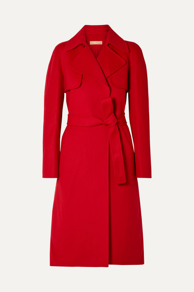 timeless design 0d955 4ff0b Trenchcoat aus Wolle
