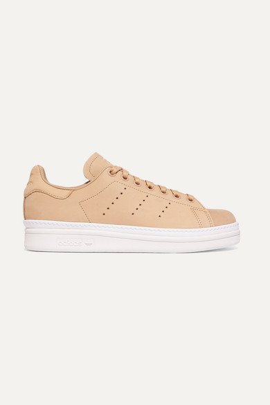 new concept 9f261 8ad75 Stan Smith Bold leather sneakers