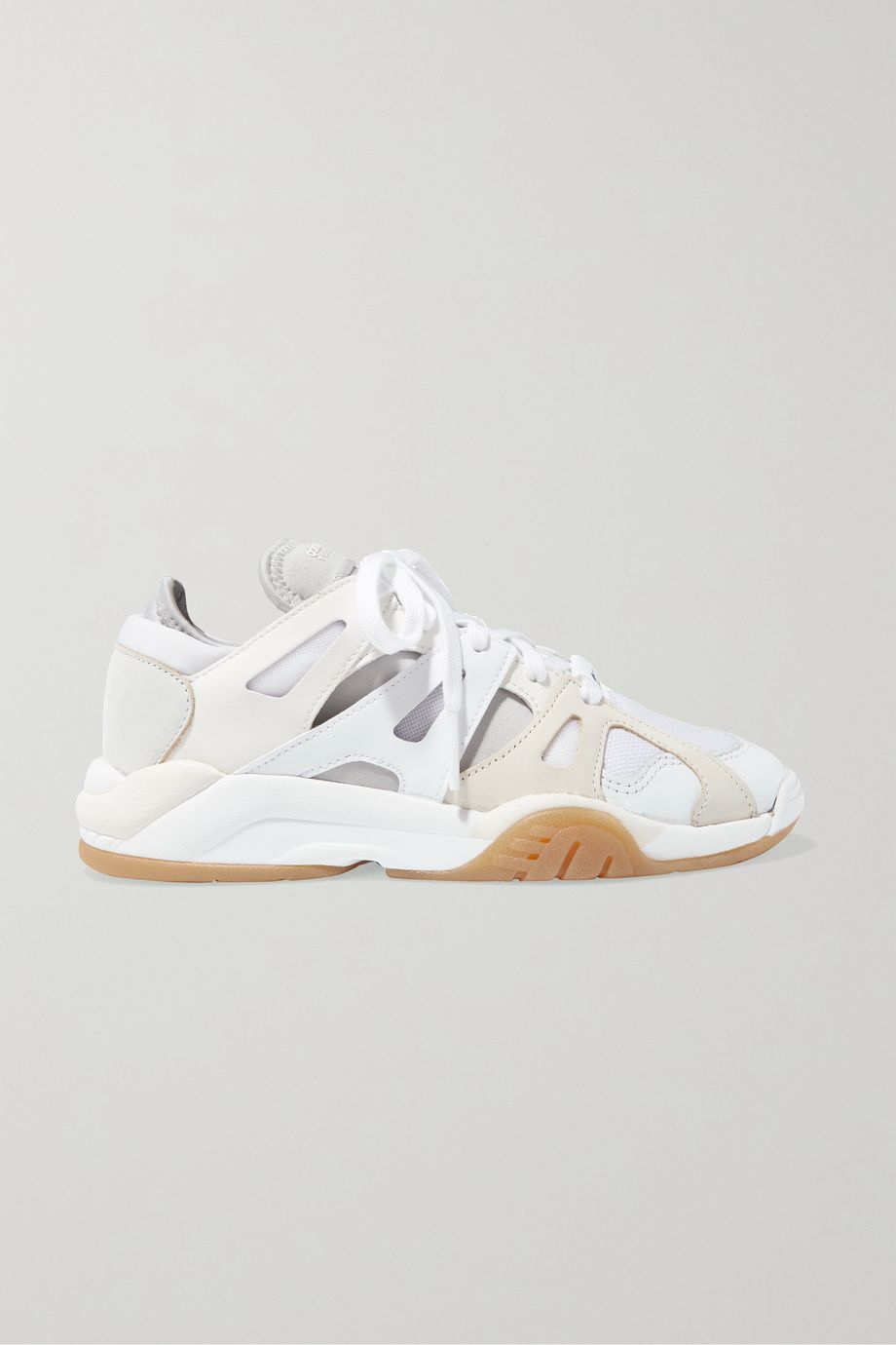 adidas Originals Baskets en cuir, néoprène et résille Dimension Low