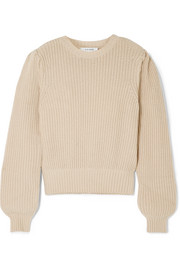 FRAME Cotton-blend sweater