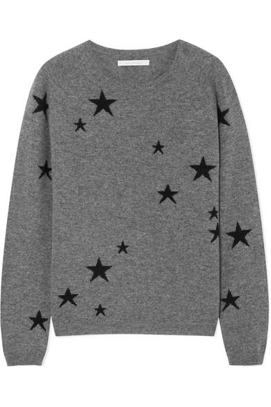 STAR CASHMERE SWEATER