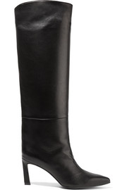 Stuart Weitzman Emiline leather knee boots