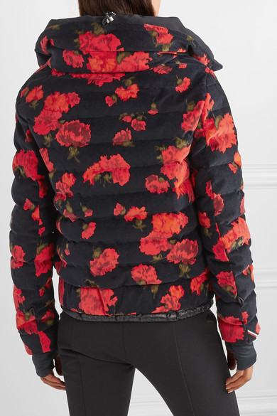 39db942ed Moncler Genius | + 3 Grenoble floral-print quilted cotton-blend down ...