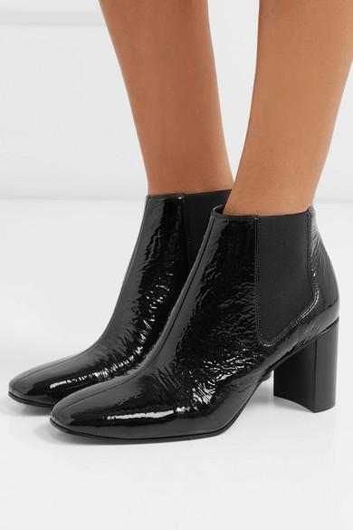 rag & Chelsea bone | Alsen Chelsea & Boots aus Lackleder 6a60e8