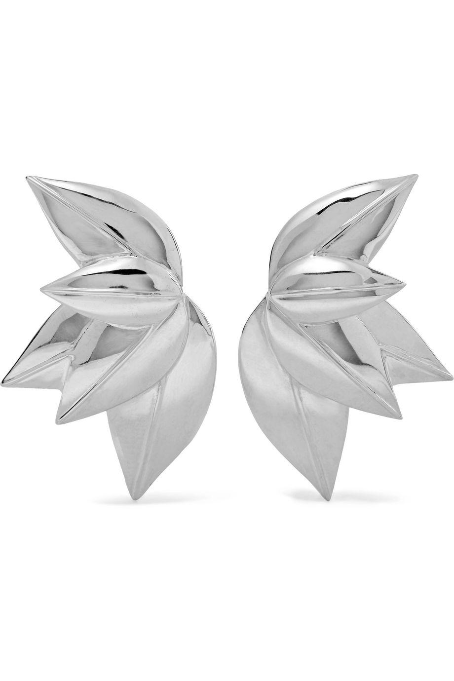Meadowlark Silver earrings