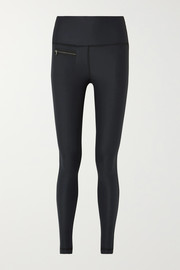 Erin Snow Peri Ski-Leggings aus Stretch-Material