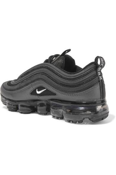 Verkauf Finish Rabatt Neue Ankunft Nike Air VaporMax 97 Sneakers aus Leder und Mesh Auslass Bilder THcDClSrR