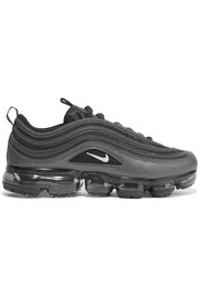 Nike Air VaporMax 97 leather and mesh sneakers