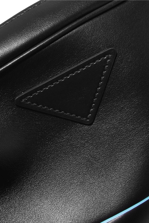 Prada Mirage leather camera bag