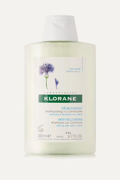 KLORANE Shampoo With Centaury, 200Ml - Colorless