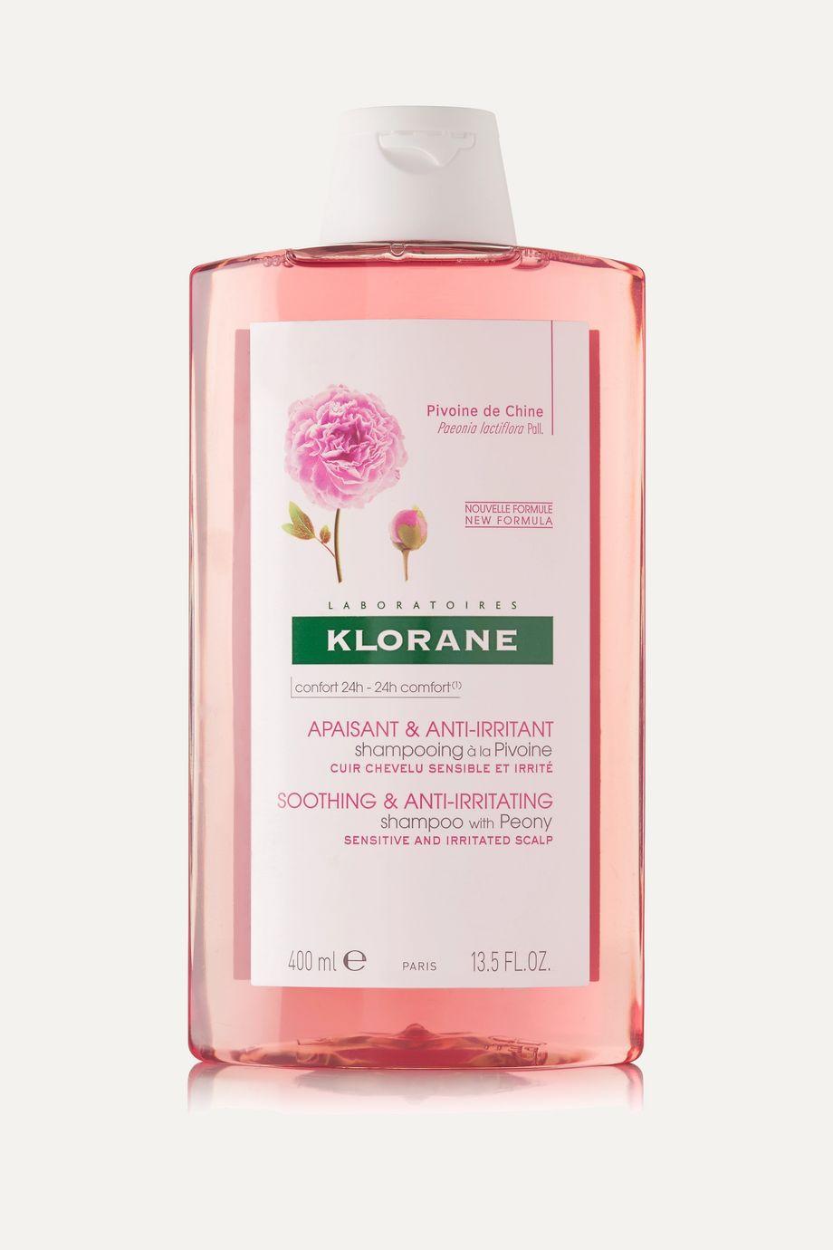 Klorane Shampoo With Peony, 400ml