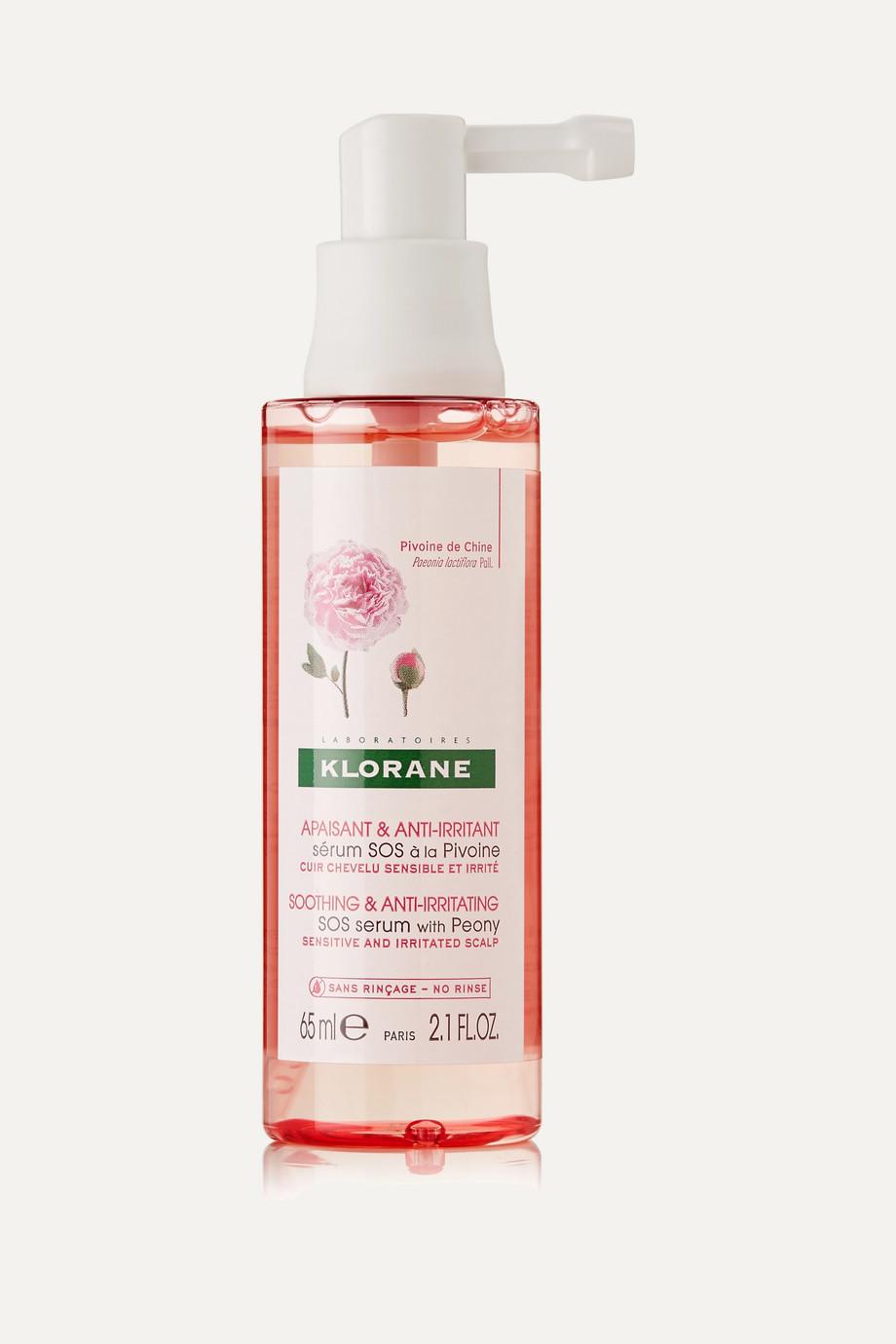 Klorane SOS Serum With Peony, 65ml