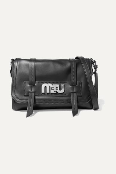 ec45046717e5 Miu Miu. Grace leather shoulder bag