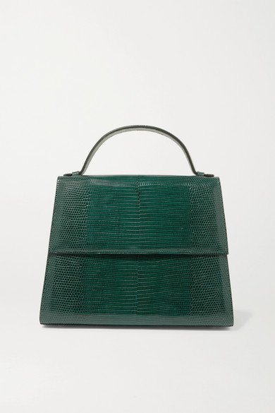 HUNTING SEASON Lizard Tote in Green