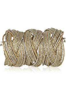 Antik Batik | Silver and gold-tone fine metal cuff  | NET-A-PORTER.COM from net-a-porter.com