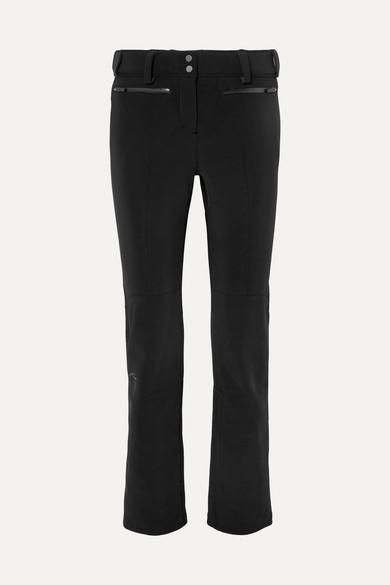 KJUS Sella Jet Slim-Leg Ski Pants in Black