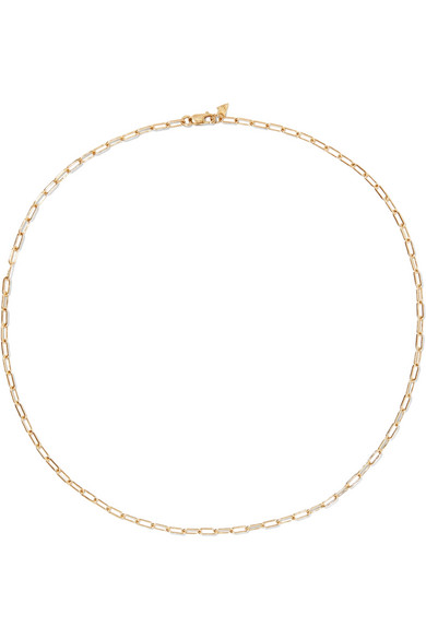 Loren Stewart - 14-karat Yellow Gold Necklace