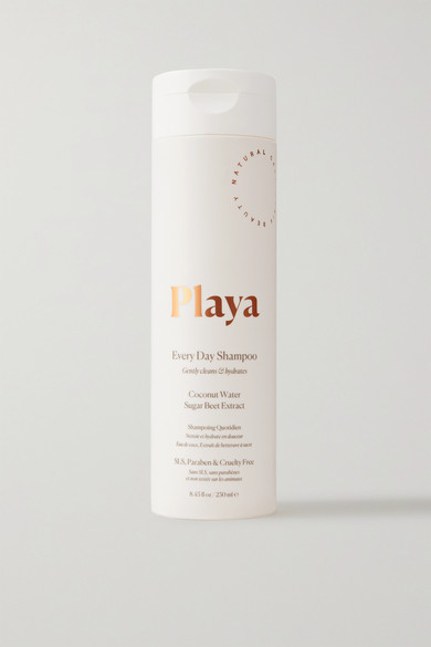 PLAYA BEAUTY Every Day Clarifying Shampoo, 225Ml - Colorless