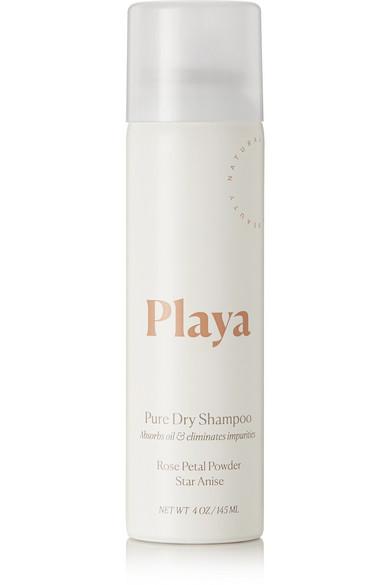 PLAYA BEAUTY Pure Dry Shampoo, 145Ml - Colorless