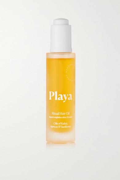 PLAYA BEAUTY Ritual Hair Oil, 50Ml - Colorless