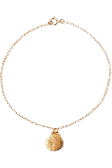 BABY LOST DREAMER GOLD-PLATED ANKLET