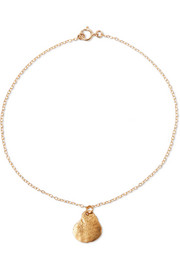 Alighieri Baby Lost Dreamer gold-plated anklet