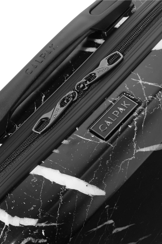 CALPAK Astyll marbled hardshell vanity suitcase