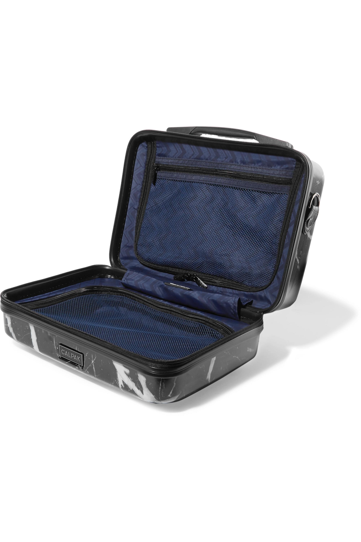 CALPAK Astyll 大理石纹硬壳小型手提箱