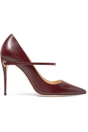 Lorenzo leather pumps