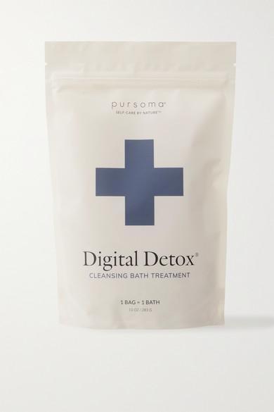 PURSOMA Digital Detox Bath Soak, 283G - Colorless