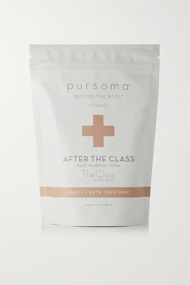 PURSOMA AFTER THE CLASS BATH SOAK, 225G - COLORLESS