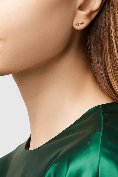 Suzanne Kalan 18-karat Gold Earrings QlAiojBZUQ
