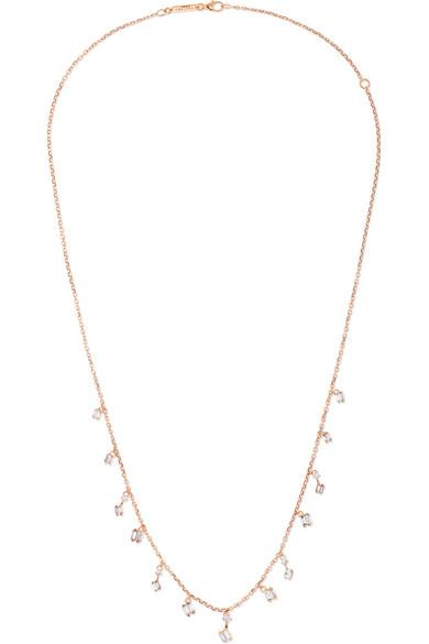 Suzanne Kalan 18-karat Gold Necklace kLiLkG0