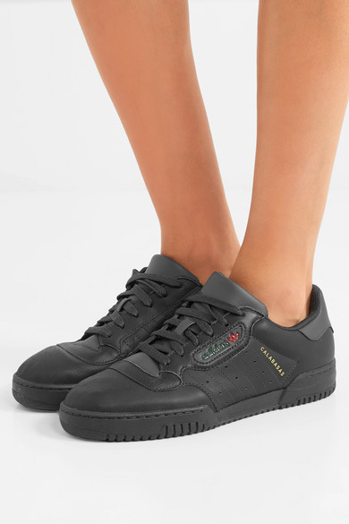 reputable site 738fc 7020e adidas Originals. + Yeezy Powerphase Calabasas leather sneakers