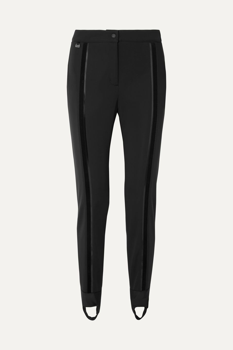 Fendi Stretch ski stirrup pants