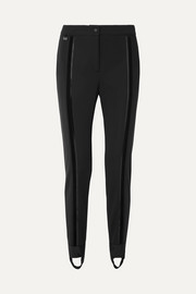 Stretch ski stirrup pants
