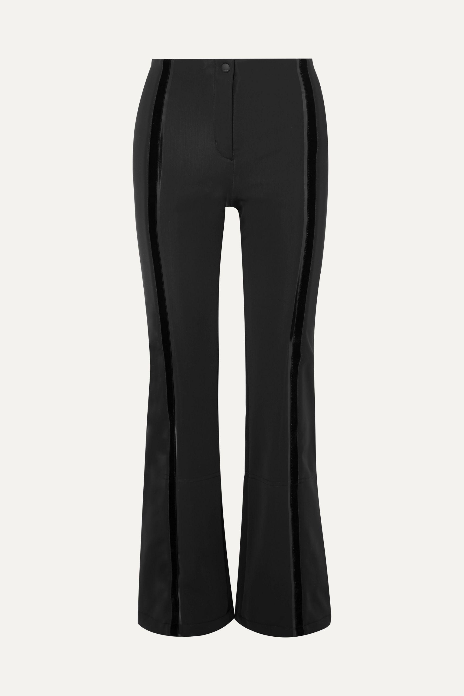Fendi Roma stretch-cady flared ski pants
